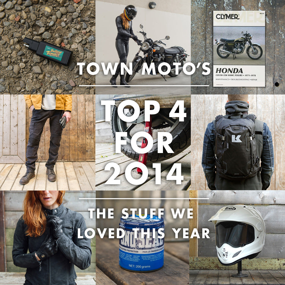 Top 4 products for 2014