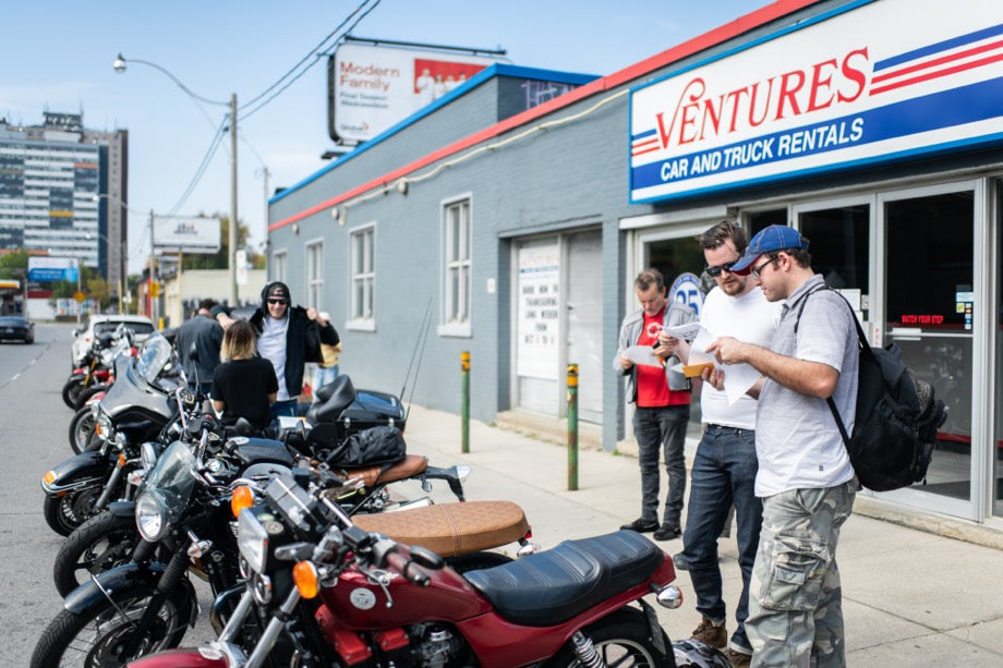 Town Moto x Moto Revere Poker Run 2019 Photo Recap - TOWN MOTO