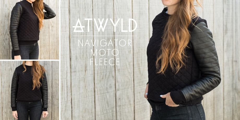 Atwyld Navigator Moto Fleece for Women