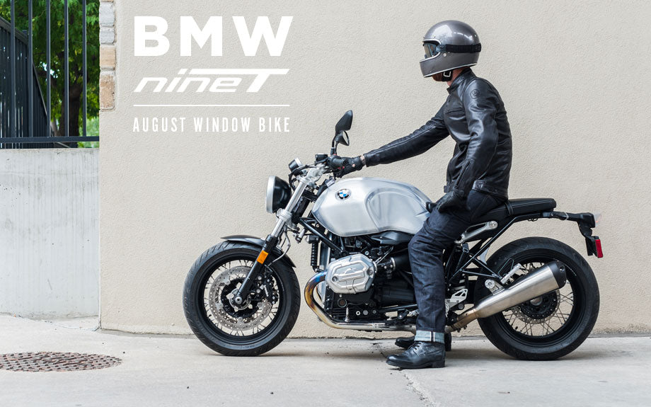 2018 BMW R NineT Pure - Town Moto August Window Bike