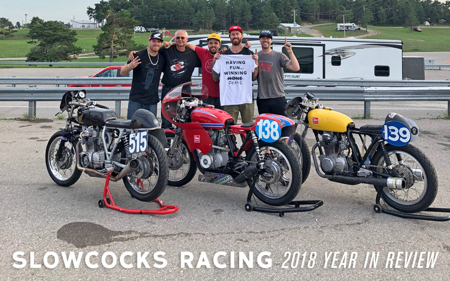 Slowcocks Racing 2018 Year in Review