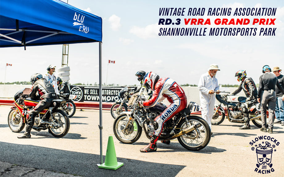 Vintage Road Racing Association Rd. 3 Shannonville Motorsports Park July 27-29