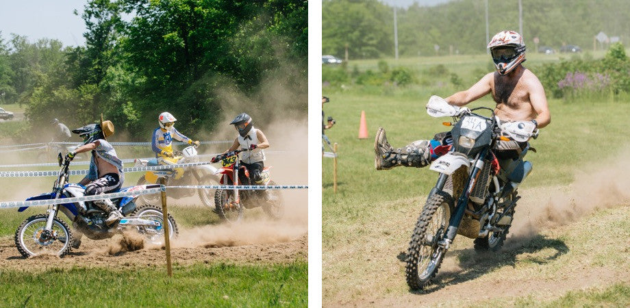 TOWN MOTO X LAWRENCE HACKING'S - GRAND PRIX DE MUD 2017 RECAP