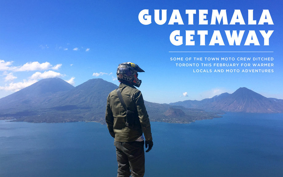 Exploring Guatemala on Dirtbikes with Town Moto