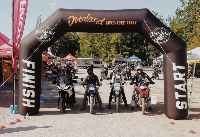 Lawrence Hacking's Overland Adventure Rally 2014