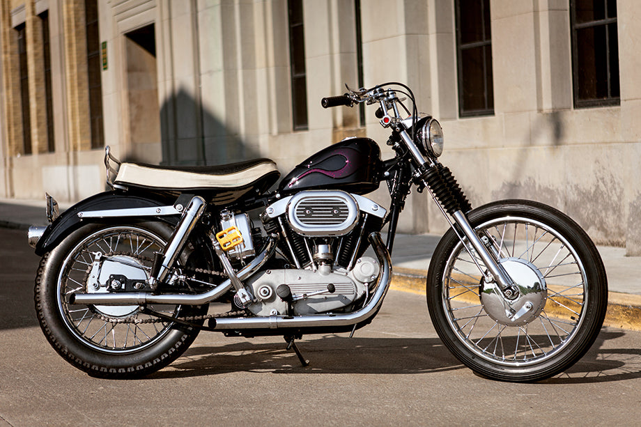 Nick Luciani's 1970 XLCH