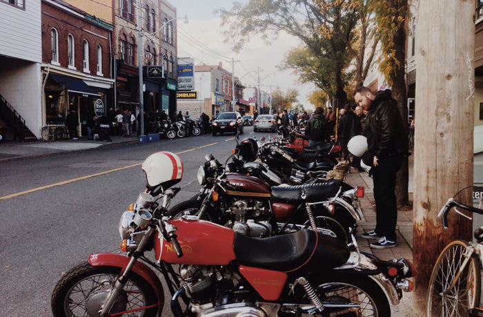 Town Moto - Fall Ride-In