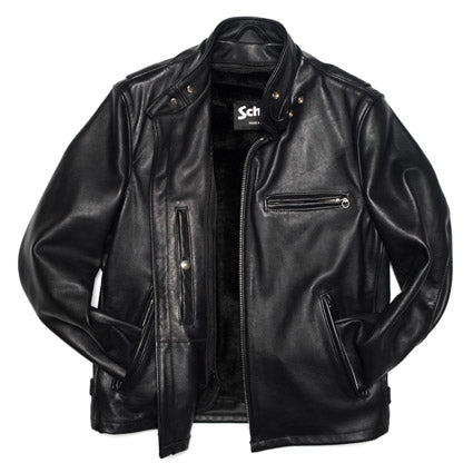 Schott NYC 141 Classic Racer Jacket - Town Moto Holiday Gift Guide