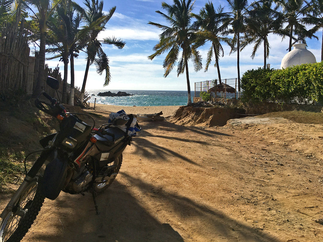 A Solo Motorcycle Getaway Through Rural Mexico