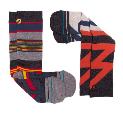 Stance Socks at Town Moto the perfect stocking stuffer