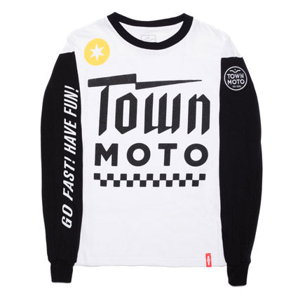 Town Moto Original Moto Jersey - Great Holiday Gift