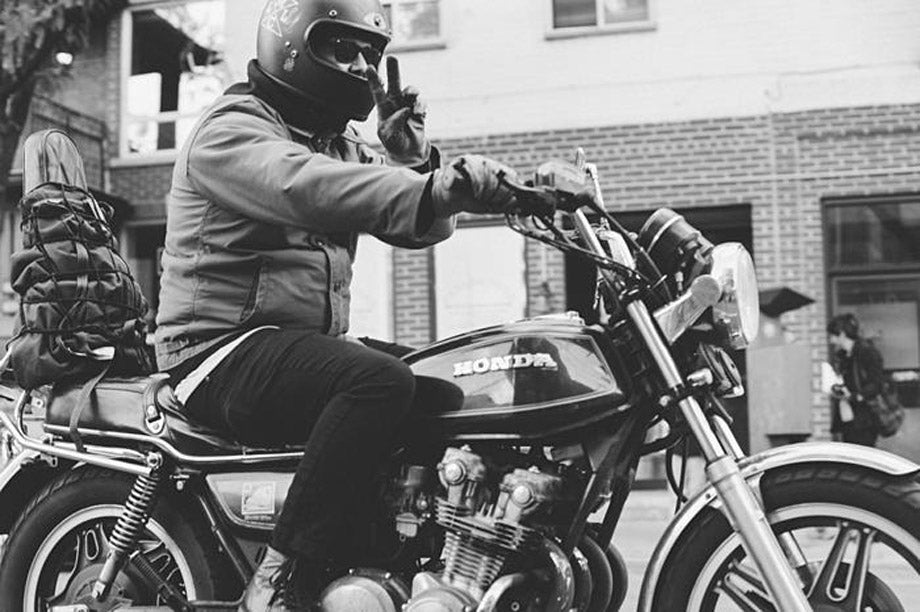 Town Moto Ride In