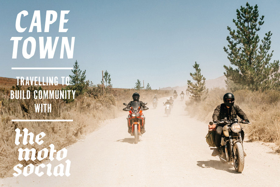 The Moto Social - Travelling to Build Community : Cape Town Blog Post