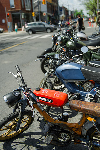 Town Moto Spring Ride-In May 25, 2014