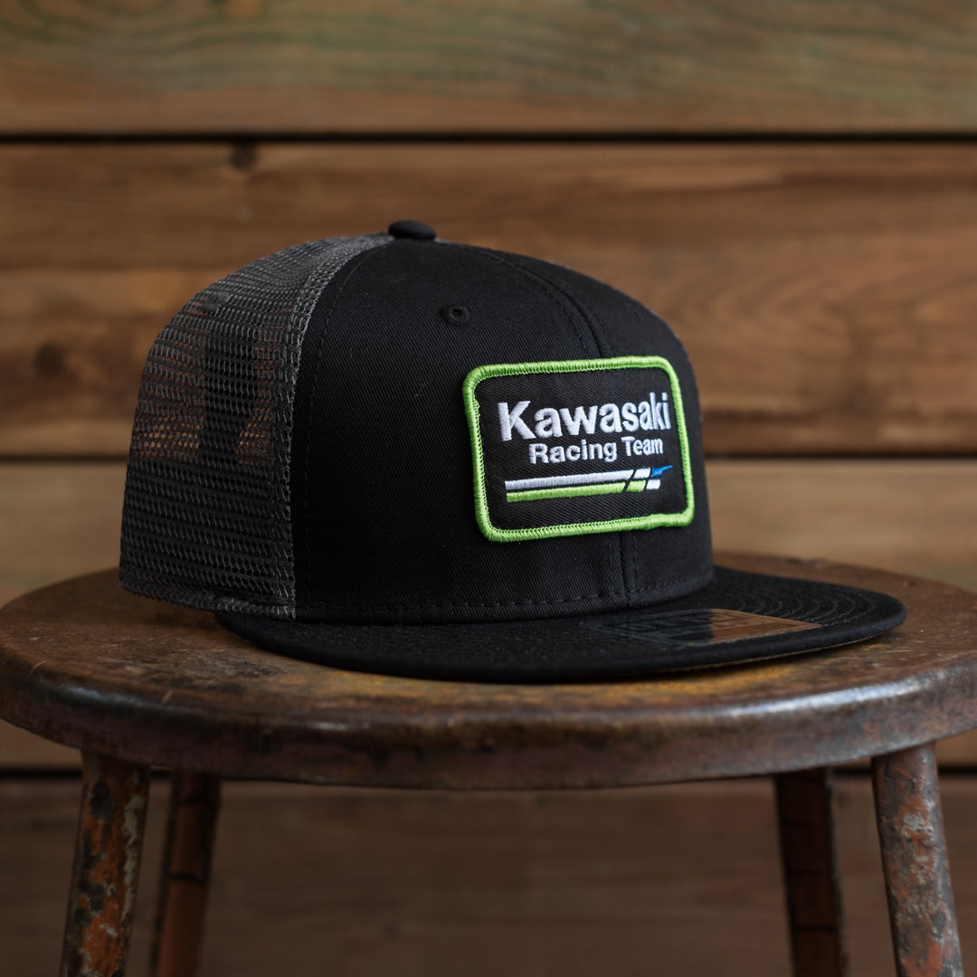 1ccdd04f9 Factory Effex x Kawasaki Official Snapback Hat - TOWN MOTO