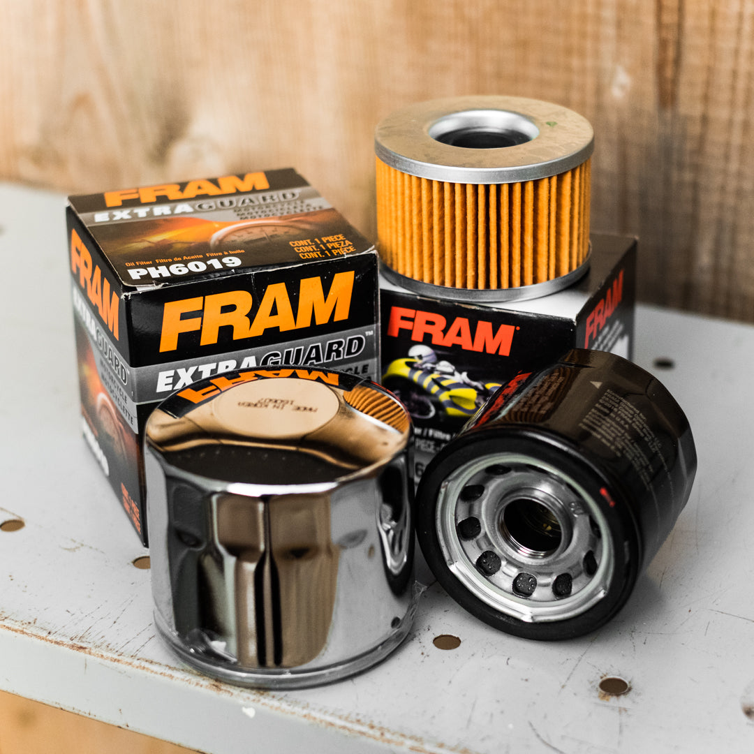 Fram Oil Filters – TOWN MOTO