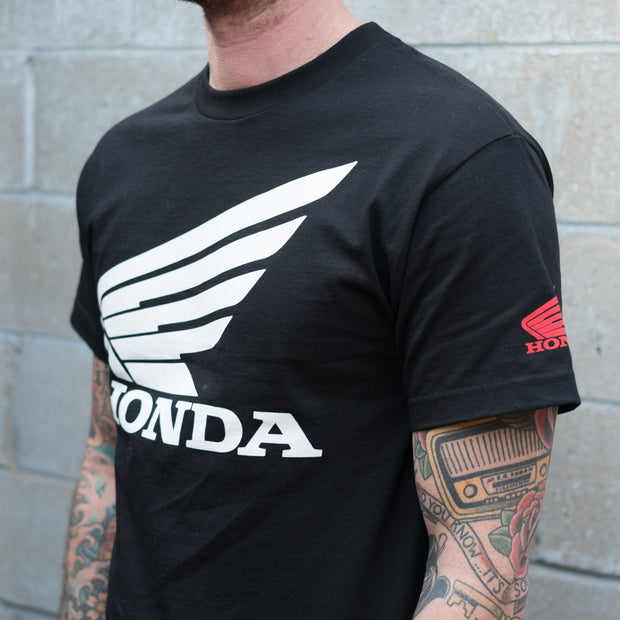 Honda Racing Official Big Wing T-Shirt