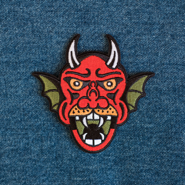 Indestructible MFG Devil Rider Patch