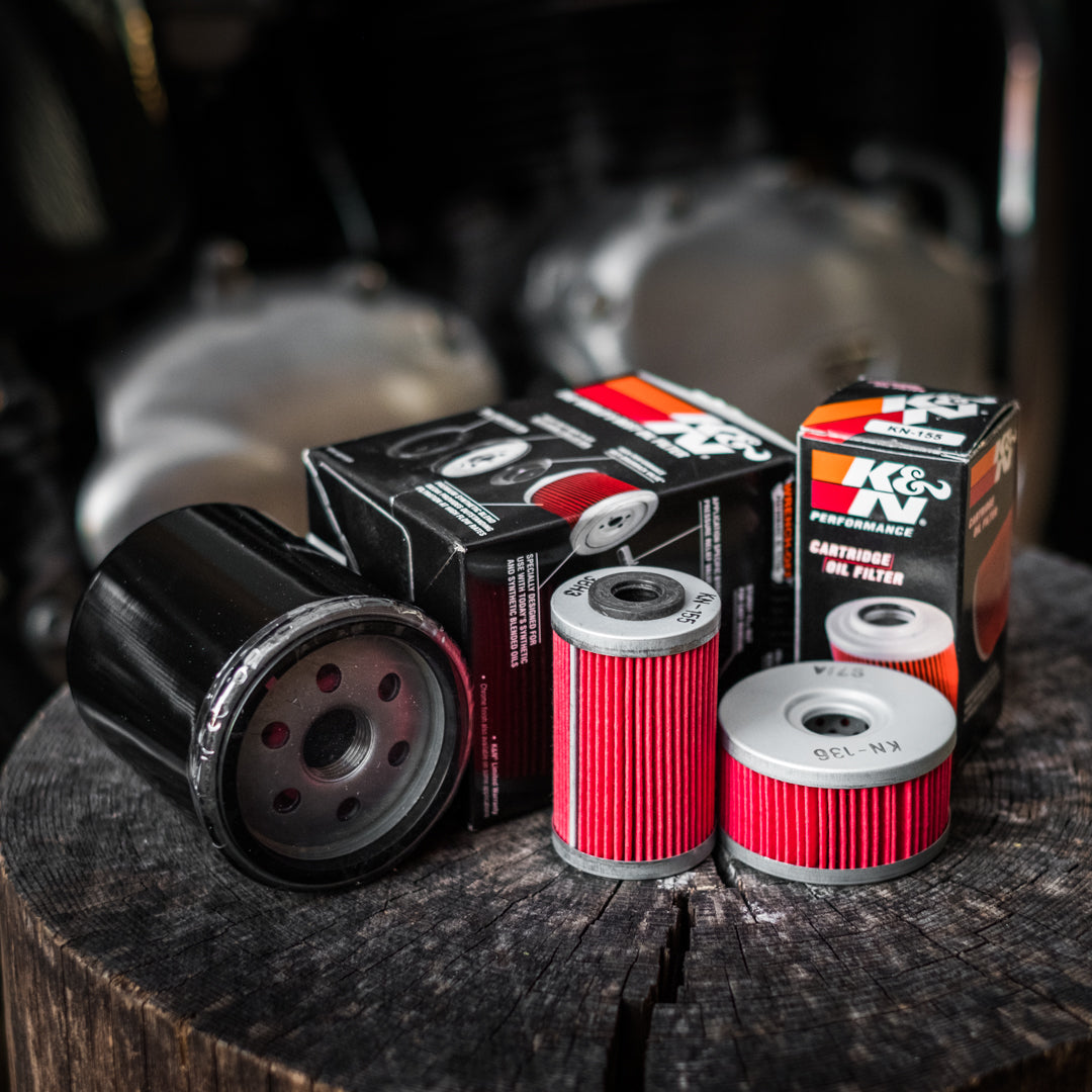 Oil Filters at Town Moto