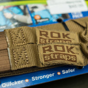 Rok Straps, Motorcycle luggage & cargo strap down, Tan, Main