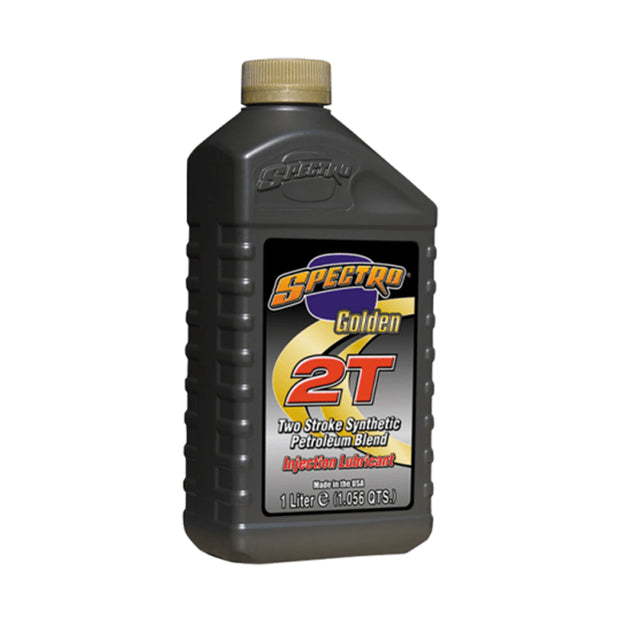 Spectro Golden 2T Injector / Pre-mix / 2-Stroke Oil *Semi Synthetic