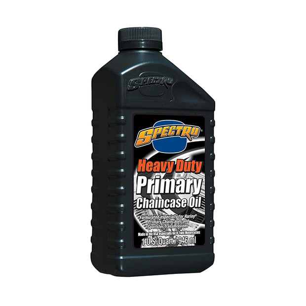 Spectro Heavy Duty Primary Chaincase Oil *Recommended for Harleys
