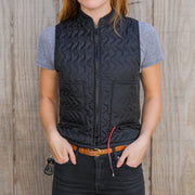 Black Jack Unisex 12V Heated Vest