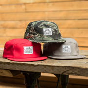 Town Moto Big Fun 5-Panel Hat