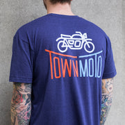Town Moto Unisex Big Fun T-Shirt