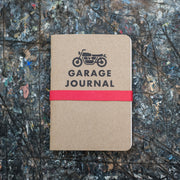 Town Moto Garage Journal - 3 Pack (front cover)