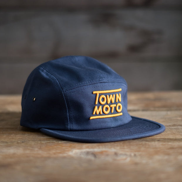 Town Moto Original 5-Panel Hat
