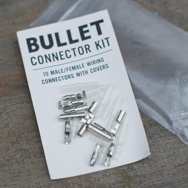 Bullet Connector Pack