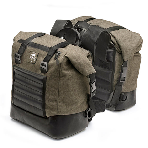 Kappa RB100 Rambler Saddle Bags