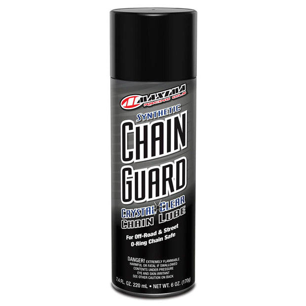 Maxima Chain Guard Motorcycle Chain Lube