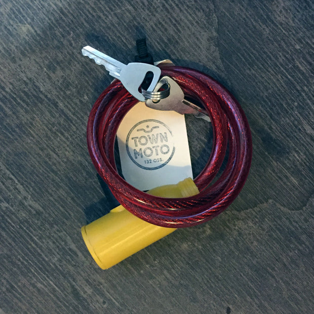 Mini Cable Lock