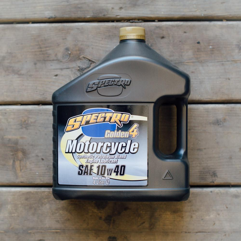 Motorcycle Oil at Town Moto