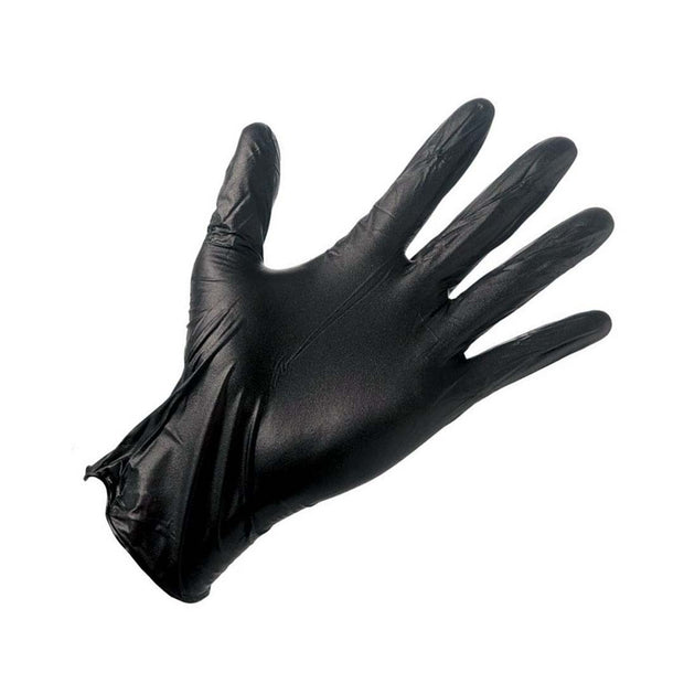 Unisex Disposable Nitrile Gloves