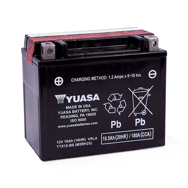 Yuasa Motorcycle Batteries *Best Quality, OEM Option