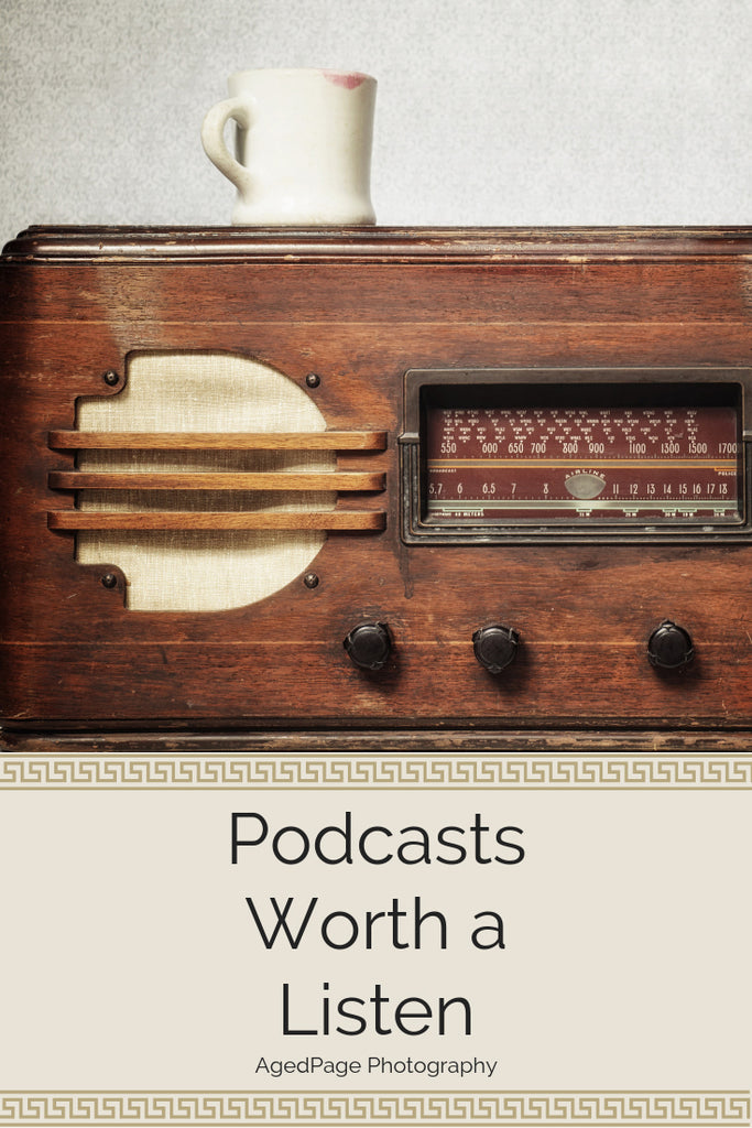 Worth A Listen - Favorite Podcasts