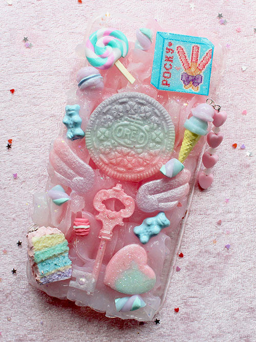 Pastel Oreo Deco Phone Case
