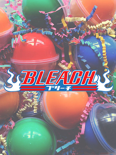 Bleach Anime Gashapon Figure Toy