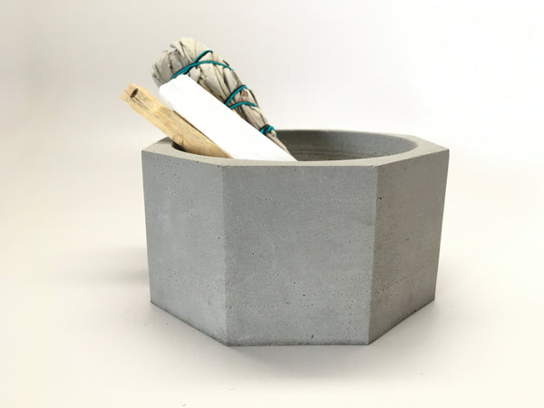 Concrete Decorative Object Anson Design CO