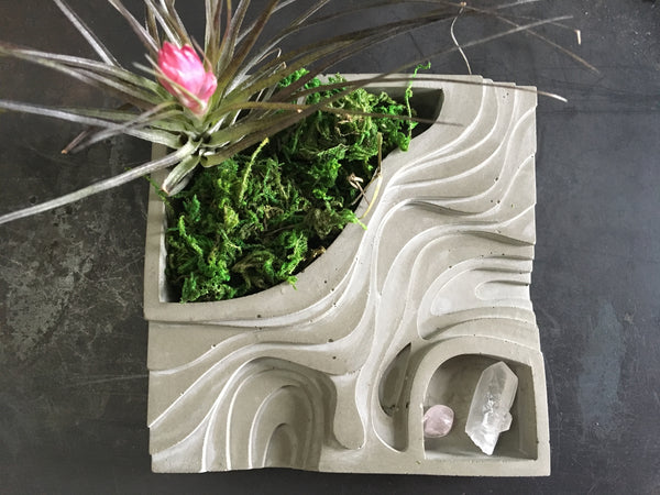 Concrete Planter Anson Design CO