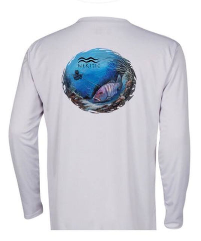 Neritic Diving Cubera Color Longsleeve