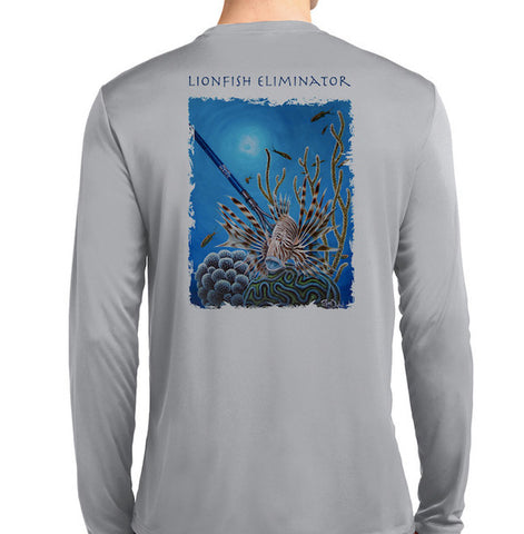 Lionfish Eliminator Performance Long Sleeve
