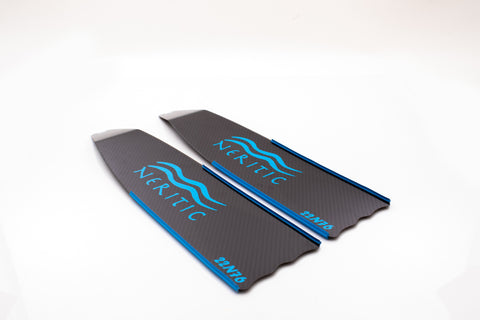 Short Carbon Blades (Pair)