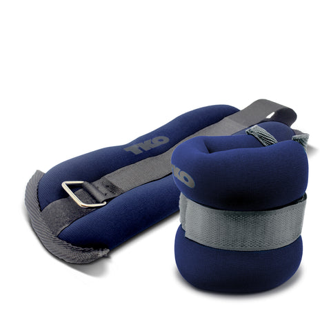 BLACKNEON, , TKO Ankle and Wrist Weights 5lbs total - BLACKNEON