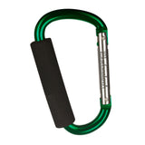 AVALANCHE, , MEDIUM SPONGE CARRY CARABINER 2PC SET - BLACKNEON
