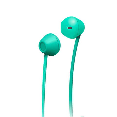 MVMT, In-Line Earbuds, RUNNER - BLACKNEON
