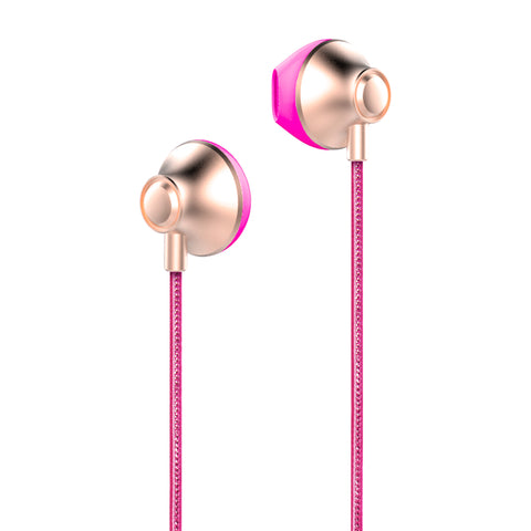 Dabney Lee, In-Line Earbuds, STEREO - BLACKNEON